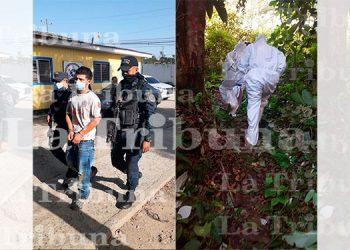 Lo arrestan en posesión de un arma y por darle muerte a su pareja sentimental