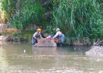 Hallan el cadáver de un hombre en el río Guacerique
