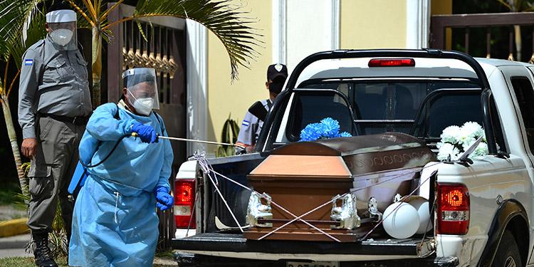 Honduras: Ocho decesos por COVID-19 reportan hospitales