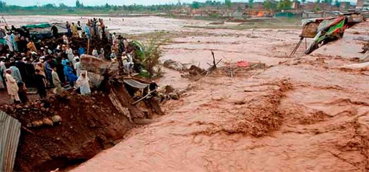 Mueren 15 niños y una mujer en Afganistán por una inundación