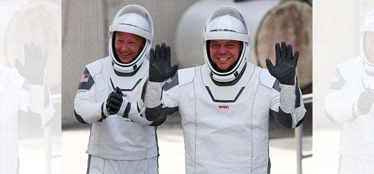 Nave de SpaceX lista para volver a la Tierra tras cierre de escotilla