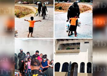 FFAA entregan casa a niño que se hizo viral por emotivo recibimiento a militar