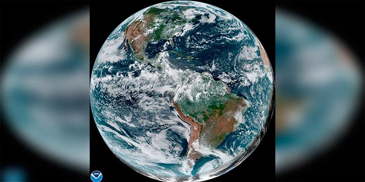 Perturbación en el Atlántico tiene un 90 % de convertirse en depresión tropical