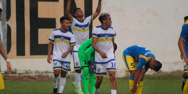 Con goles hondureños Ocotal humilló al favorito Managua