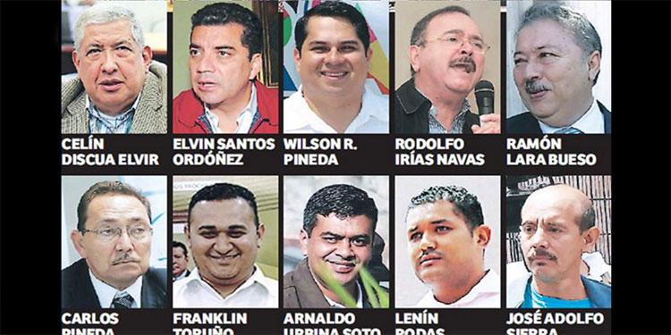 """Tribunal dicta sobreseimiento de 22 imputados de """"Pandora"""""""