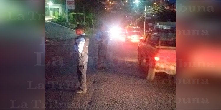 Policía tras la pista de autores de balaceras