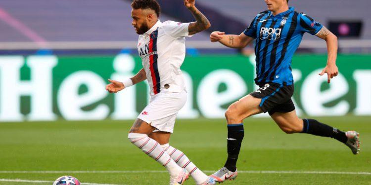 El PSG, primer semifinalista al remontar al Atalanta en los últimos minutos