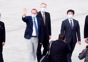 EEUU tensa la cuerda con China con el inicio de una polémica visita a Taiwán