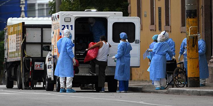 SINAGER confirma 597 nuevos casos de COVID-19 a nivel nacional