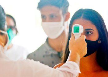 Los termómetros infrarrojos no son peligrosos para la salud