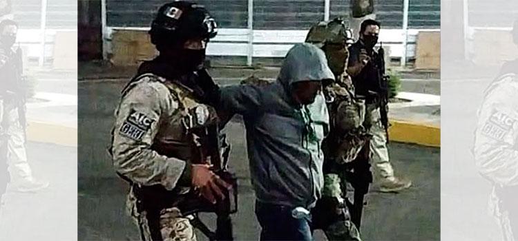 """Trasladan a """"El Marro"""" al penal de Puentecillas, Guanajuato"""