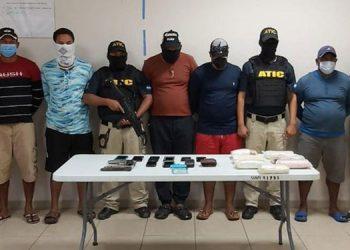 """Los seis continuarán recluidos en la cárcel de máxima seguridad en Morocelí, El Paraíso conocida como """"La Tolva""""."""