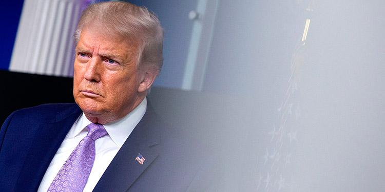 Trump le ha dicho a Rusia que no interfiera en las elecciones, según O'Brien