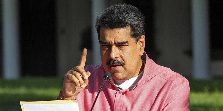 UE extiende por un año sanciones a Venezuela