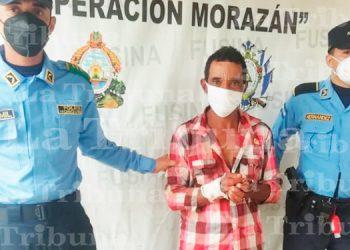 Cae hombre por la violación de una niña en Olancho