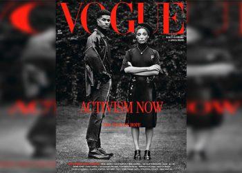 Vogue británica dedica No. de septiembre a activistas negros