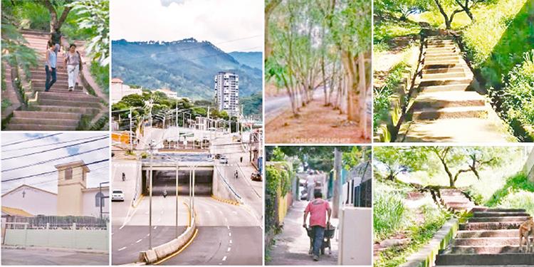 Colonia 21 de Octubre Seis décadas después, el sentimiento añejo de esta colonia sigue presente en cada rincón en medio del crecimiento colosal y desordenado de la capital.