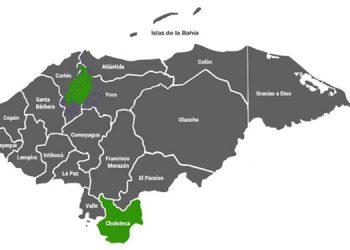 Las lluvias continuarán, por lo que Copeco extendió la alerta verde para Choluteca y municipios aledaños al Ulúa.