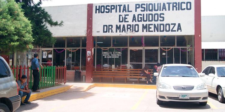 Protestarán empleados de hospitales psiquiátricos