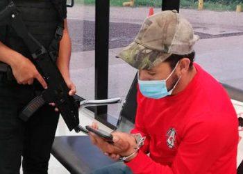 A Walter Adolfo Portillo Erazo se le supone responsable del delito de homicidio.