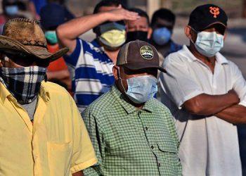 Ante el aumento de casos de COVID-19 en San Pedro Sula, las autoridades recomiendan no descuidar la bioseguridad.