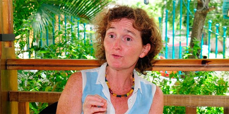 """Coordinadora de la ONU en Honduras Alice Shackelford: """"Es necesario un proceso electoral con reglas claras"""""""