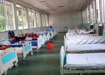 El ingreso de pacientes por COVID-19 ha disminuido en las salas especiales del hospital General del Sur.