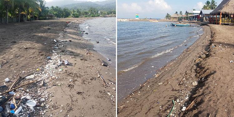 Denunciarán contaminación de río Motagua en Greenpeace