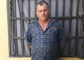La Policía Nacional documenta expediente en contra del sospechoso para, posteriormente, remitirlo a la Fiscalía de La Esperanza, Intibucá.