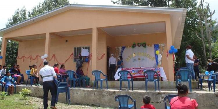 Inaugurado centro de salud en San Miguel de Selguapa