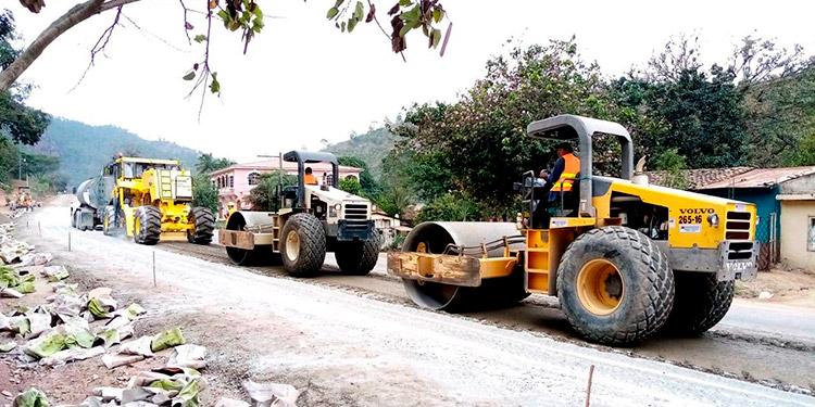 Cancelada reconstrucción de tramo en carretera Danlí-Tegucigalpa