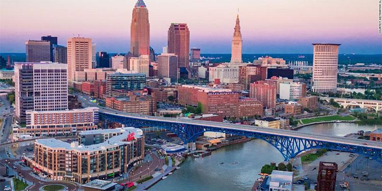 Ciudad de Cleveland