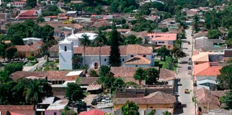 Danlí, El Paraíso.