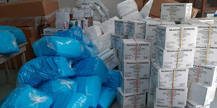 BID hace donación al Hospital del Sur