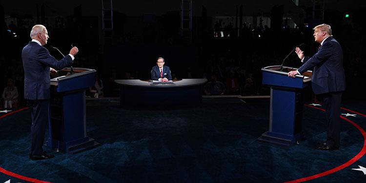 Anulan próximo debate entre Trump y Biden