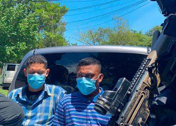 Los cinco acusados fueron detenidos el pasado 15 de septiembre, por la FNAMP, que los señala por formar parte de la MS-13 y la pandilla 18.
