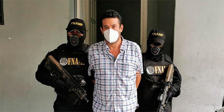 Juez decidirá si se extradita a socio de Montes Bobadilla