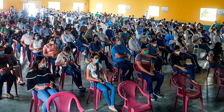 """""""Papi"""" en Copán: 85% del movimiento ya está estructurado"""