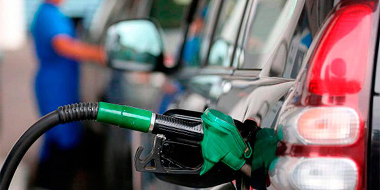Actividad económica aumenta consumo de combustible a 80%