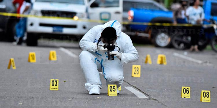 OV-UNAH: Honduras registra 36 muertes múltiples en lo que va del año