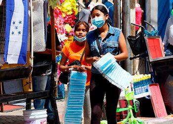 Relajación de población puede causar rebrotes de COVID-19 en Honduras