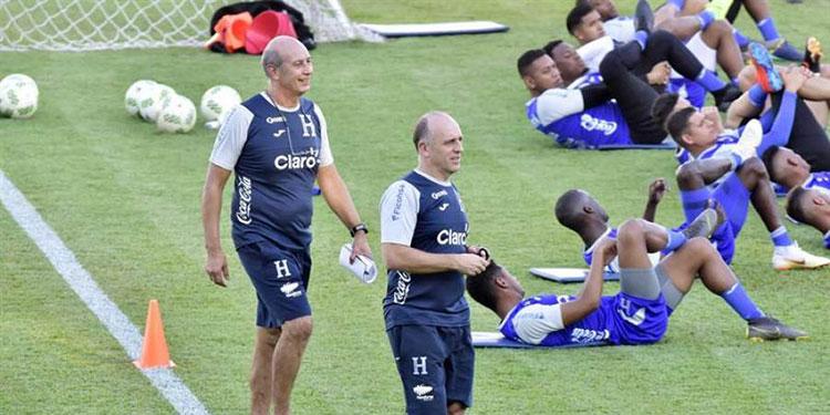 La selección se concentrará desde este sábado en Siguatepeque.