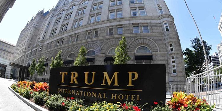 Trump registró su marca en Cuba para construir hoteles en 2008