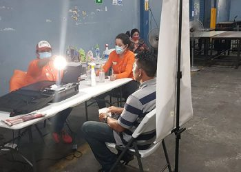 """El RNP impulsa el """"Proyecto Identifícate"""" mediante el cual planea enrolar a unos 5.5 millones de hondureños."""