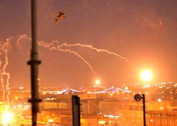 Impactan tres cohetes en el aeropuerto de Bagdad sin causar víctimas