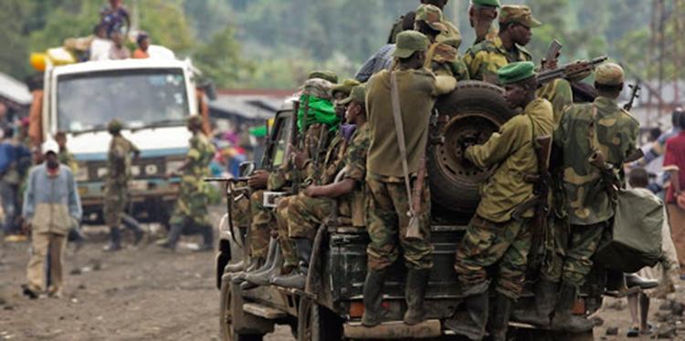 Incursión de rebeldes ugandeses en RD del Congo deja unos 58 muertos