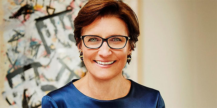 Jane Fraser primera mujer en liderar un banco grande de Wall Street