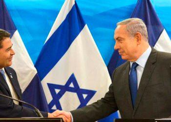 El Presidente Juan Orlando Hernández dialogó ayer vía teléfono con el primer ministro de Israel, Benjamín Netanyahu.
