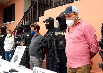 La FNAMP reportó la captura de al menos 14 miembros de organizaciones criminales implicados en extorsión, venta de drogas, tráfico de armas, asaltos armados, entre otros.
