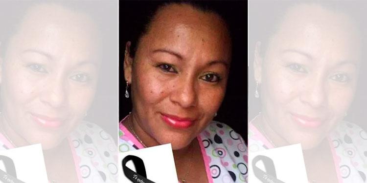 Enfermera muere por COVID-19 en Santa Rita, Yoro
